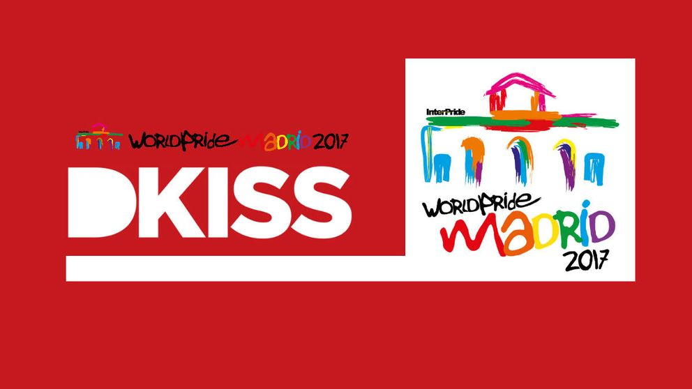 DKiss se suma como patrocinador al World Pride Madrid 2017