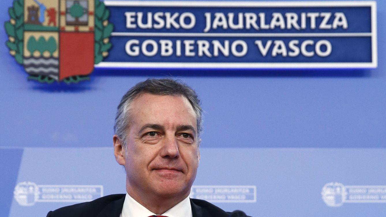 Urkullu otorga credibilidad a ETA y exige altura de miras y discreción al Gobierno