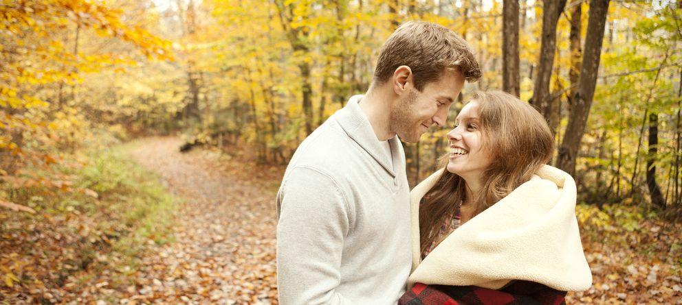 Foto: ¿Por qué escasean las parejas donde la mujer es más alta que el hombre? Ellas tienen la clave. (Corbis)