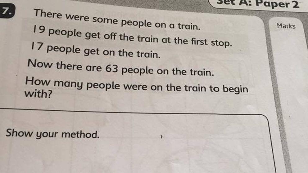¿Puedes resolver este problema matemático para niños que confunde a los adultos?