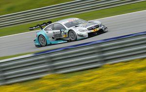 Espejismo de Mercedes en el DTM, con Juncadella y Molina sin puntos