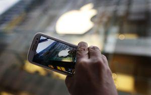 Apple marca un nuevo máximo tras superar los 100,3 dólares