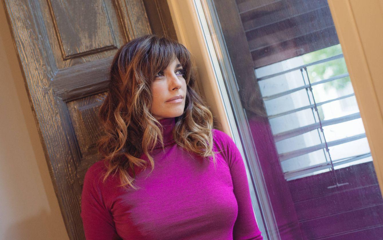 Foto:  Mariló en una sesión para Vanitatis (Pablo López Learte)