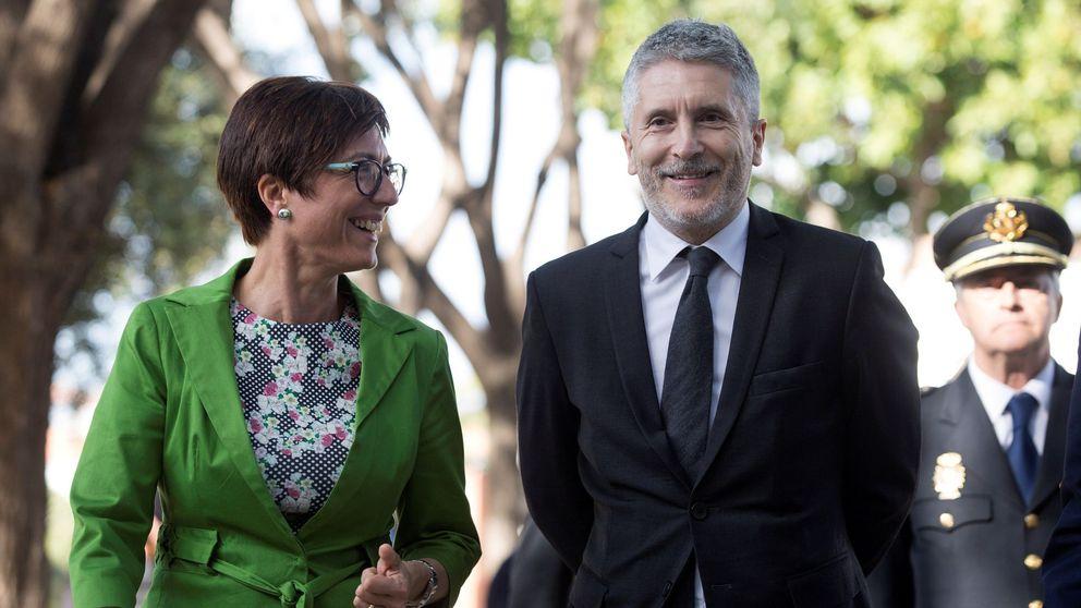María Gámez: de jefa del operativo de Julen a primera mujer en dirigir la Guardia Civil