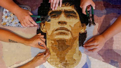 Una estrella del tango llamada Maradona
