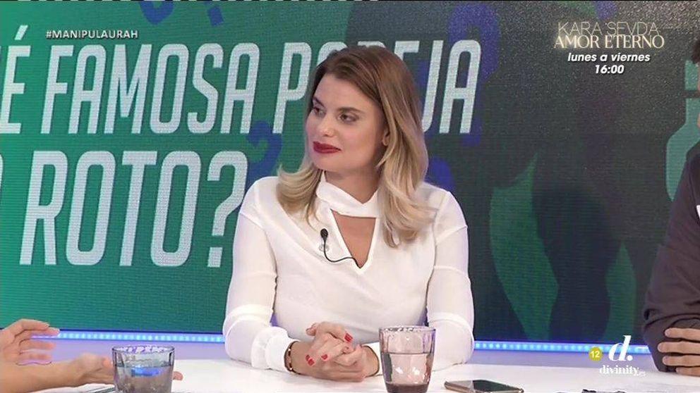 María Lapiedra detalla la detención policial de Gustavo González