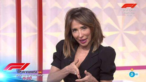 El zasca de María Patiño a Samira Jalil por su pillada con el ex de Ágatha Ruiz