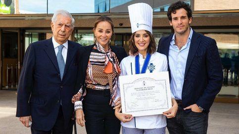 Iñigo Onieva nos 'cuela' en la ceremonia de graduación de Tamara Falcó como chef