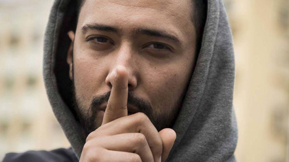 Foto: Josep Miquel Arenas Beltrán (Valtonyc) debería ingresar en prisión este jueves.