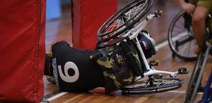 Post de Un soldado sobre ruedas: cómo el rugby en silla cambió la vida del militar Moreno