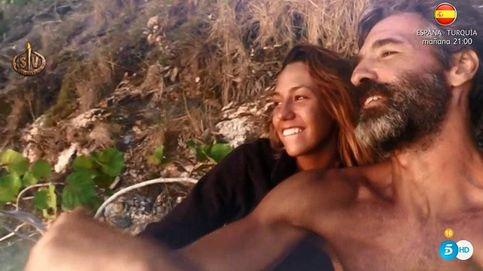 'Supervivientes' separa a su pareja de tortolitos, Paco y Steisy