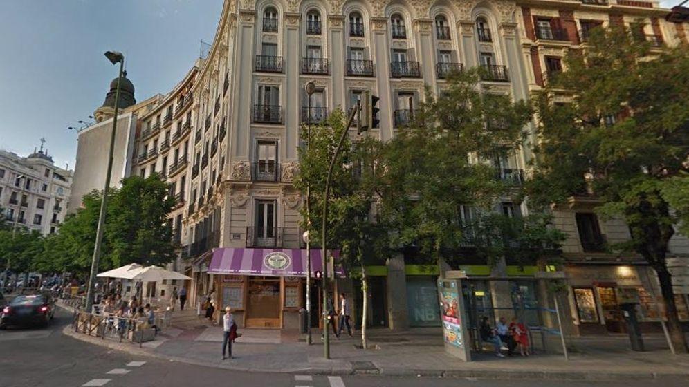 Foto: Edificio en Génova 7 del fondo Eurostone.