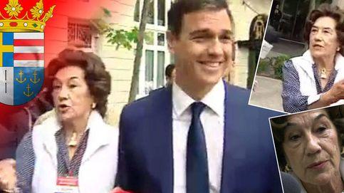 Así es la duquesa viuda de Maura, la 'archienemiga' de Pedro Sánchez