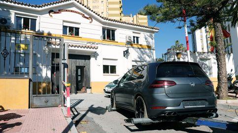 Detenido el sospechoso de arrojar ácido a dos jóvenes en Cártama (Málaga)