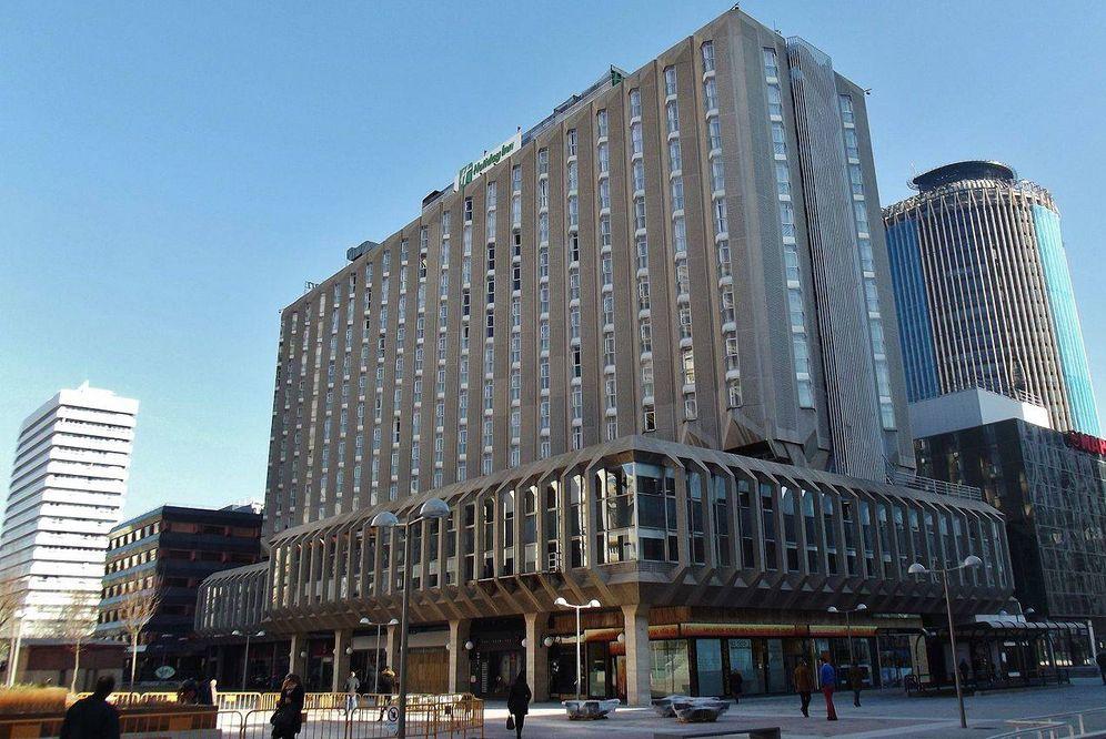 Foto: Imagen del hotel Holiday Inn de Azca, en Madrid. (CC)