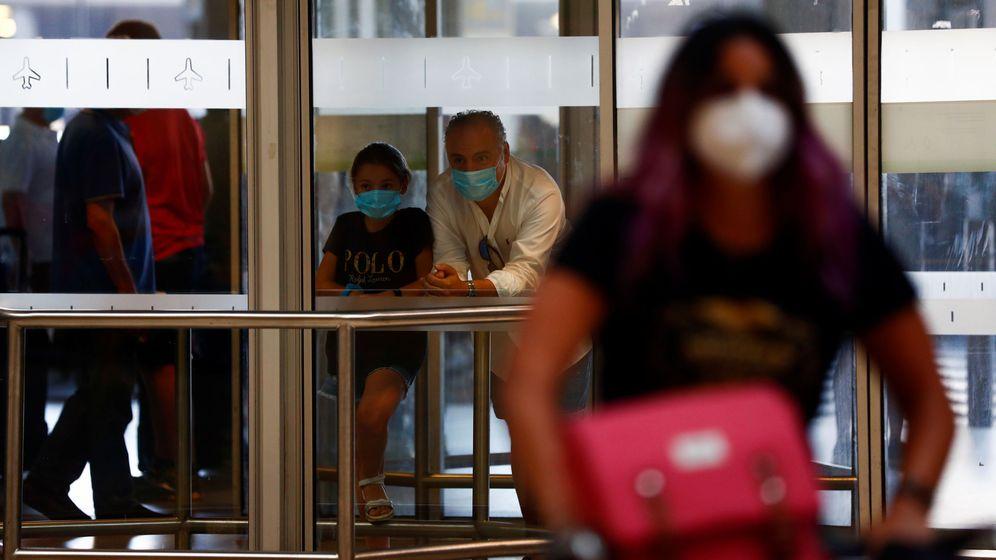 Foto: El aeropuerto de Barajas. Reuters