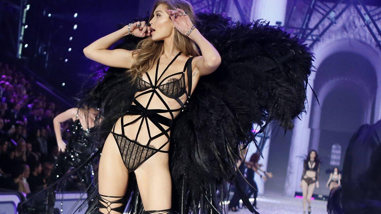 Foto: Gigi Hadid durante el desfile de Victoria's Secret 2016 en París (Gtres)