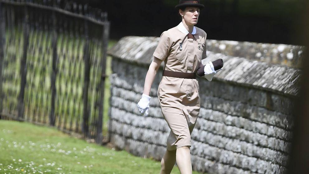 María Teresa Turrión, la única española en la boda de Pippa Middleton