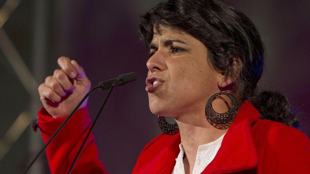 Teresa Rodríguez: Sería inaceptable que optáramos a la Presidencia con el apoyo del PP