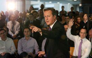 'Echad a los jodidos conservadores, pero no rompáis el Reino Unido'