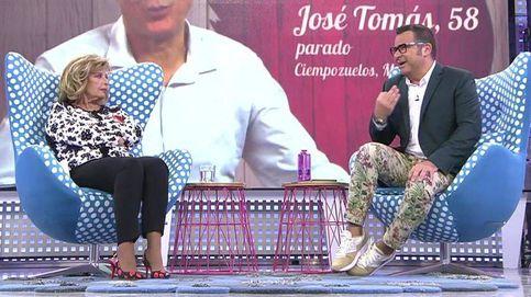Los dardos de María Teresa Campos a Jorge Javier Vázquez y 'Sálvame'