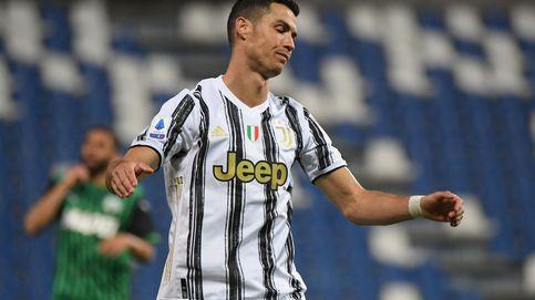 El fiasco de Cristiano Ronaldo en la Juventus enseña que hace mucho frío fuera del Madrid
