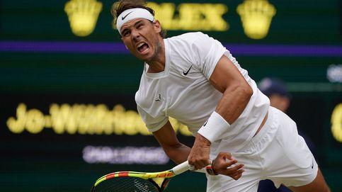 Rafa Nadal en directo: el pase a cuartos de Wimbledon pasa por ganar a Joao Sousa