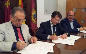 ElPozo donará 300.000 euros para recuperar el patrimonio de Lorca