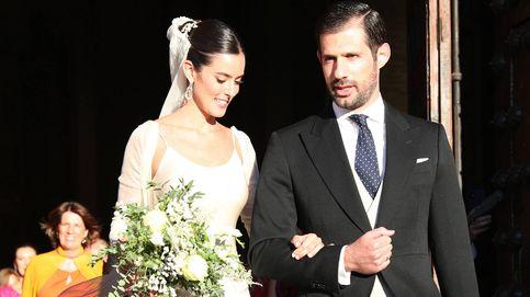 Del vestido de la novia al look de Sofía Palazuelo: la boda de su hermano Jaime