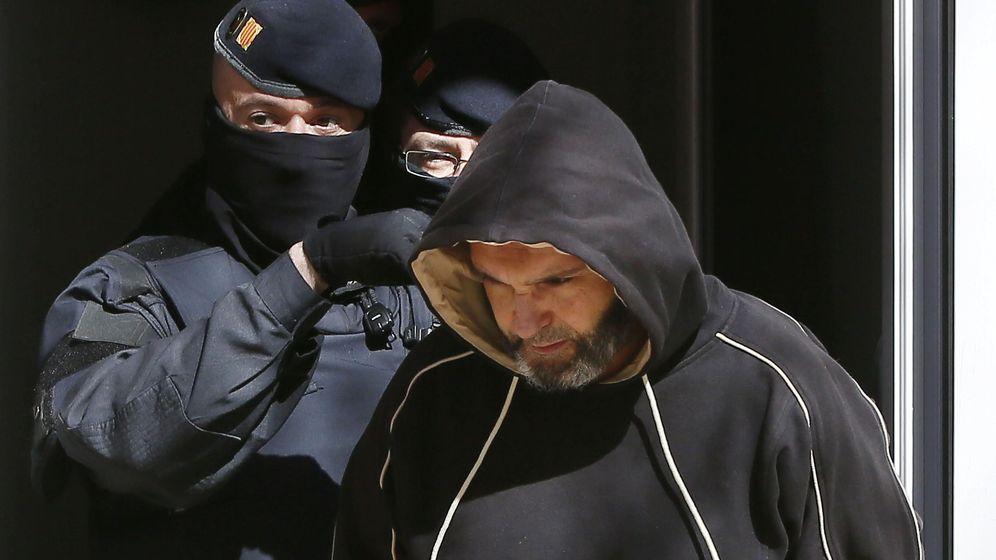 Foto: Operaciones contra grupos de islamistas radicales en Cataluña (EFE)