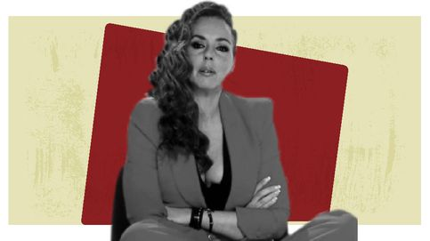 Rocío Carrasco anuncia una entrevista en la que dará la cara tras la tormenta de la serie