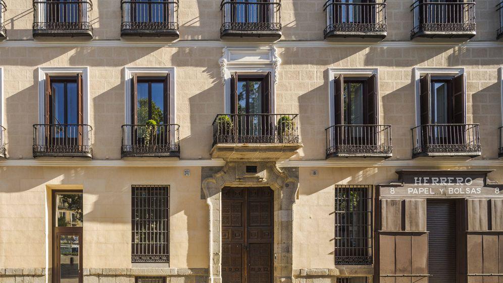 Foto: El palacete de lujo en el Madrid más castizo que planta cara a la crisis con precios precovid