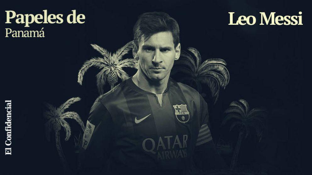 Argentina: Messi está para atrás con todos los quilombos de los Panama Papers
