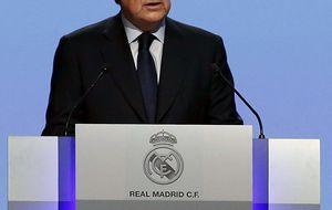 Florentino Pérez: Quieren romper el madridismo, pero unidos seremos más grandes