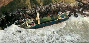 Post de El misterio del barco fantasma que recorre el mundo sin ser visto