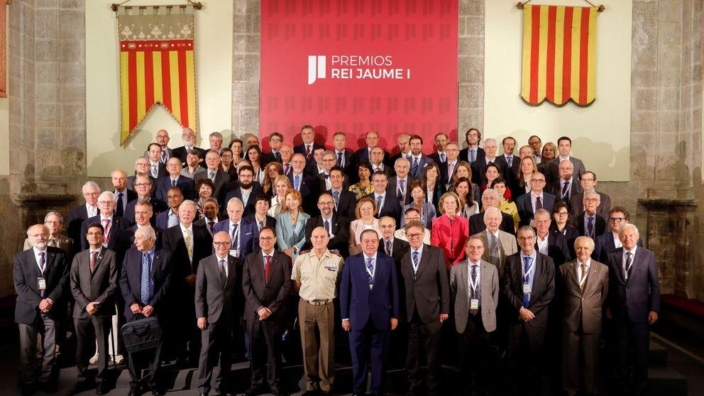 Biomateriales, sensores fluorescentes y tejido vaquero triunfan en los premios Rey Jaime I