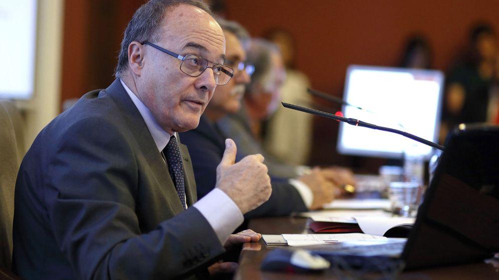 Foto: El gobernador del Banco de España, Luis M. Linde (Efe)