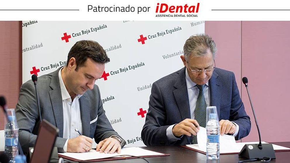 Cruz Roja e iDental acercan la odontología a los más necesitados
