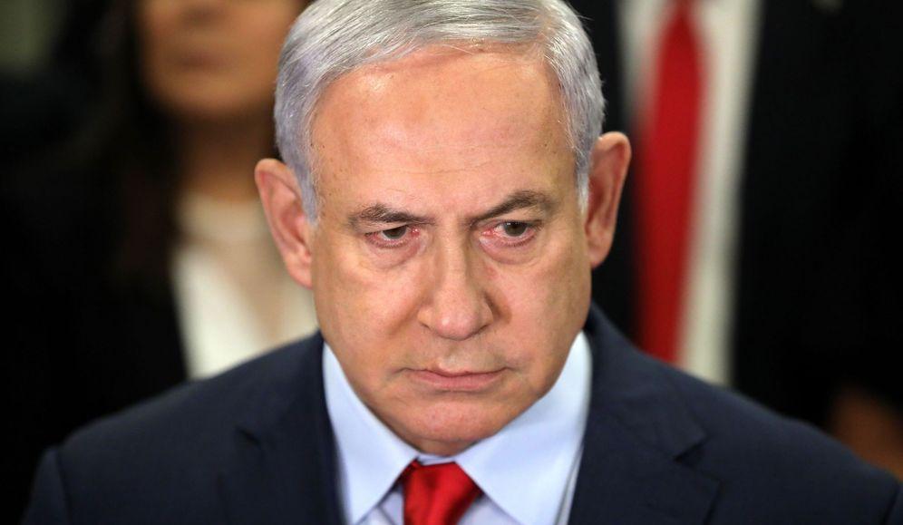 Foto: Benjamin Netanyahu. (EFE)