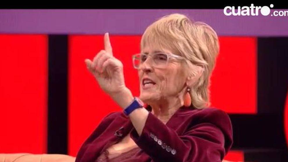 Mercedes Milá, contra un invitado de 'Chester in Love': Adelgaza, ¡estás gordo!