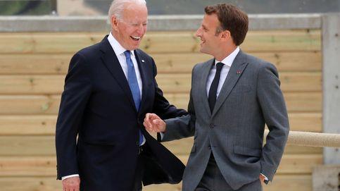 Sonrisas frente al G7