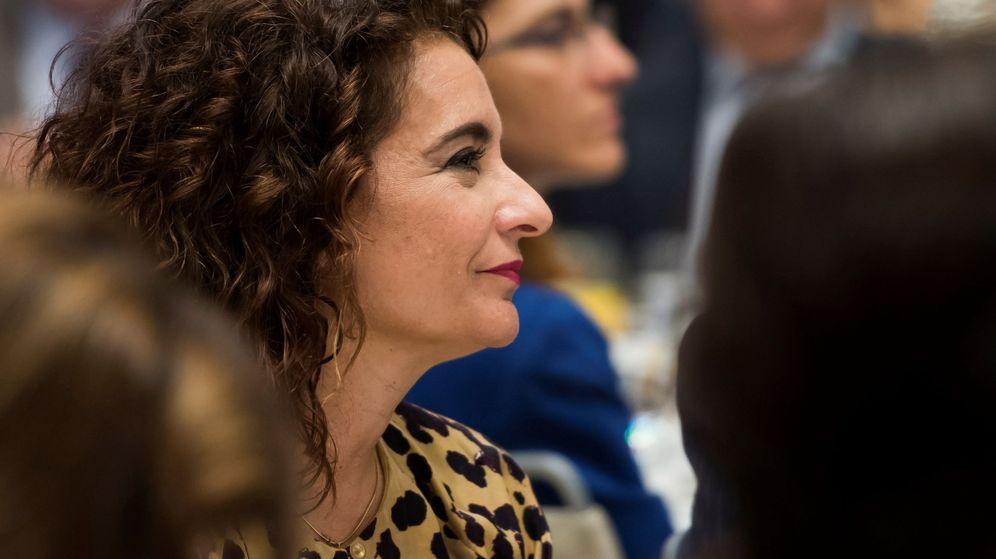 Foto: María Jesús Montero. (EFE)