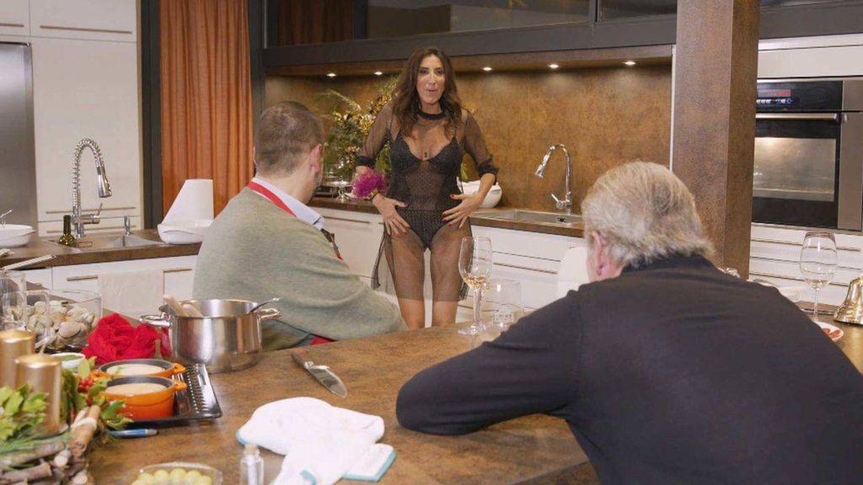 Paz Padilla en 'Mi casa es la tuya'. (Mediaset España)