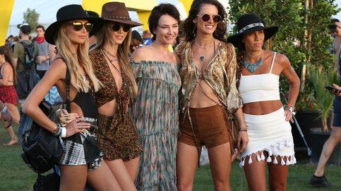 Kendall Jenner, Cindy Crawford... Los vips se dejan ver en el festival de Coachella 2016