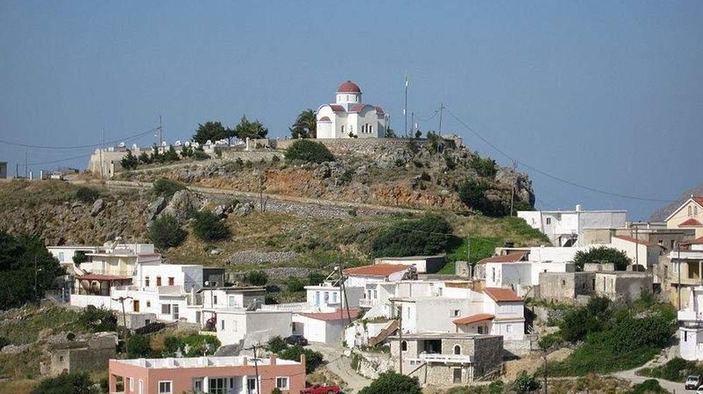 Foto: Imagen del pueblo de Sellia. (Wikipedia)