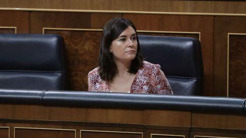 Montón pide comparecer en el Congreso para frenar la presión para que dimita