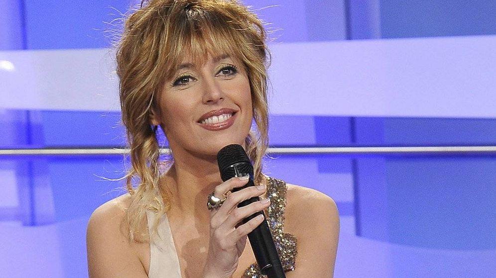 Foto: La presentadora Emma García. (Mediaset)