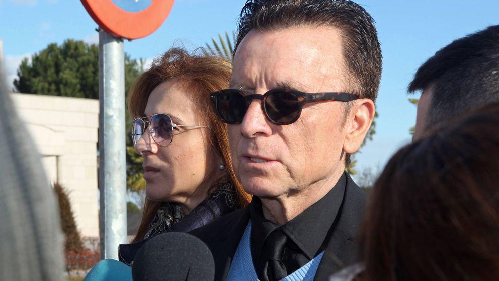 Ortega Cano, hospitalizado por problemas de corazón