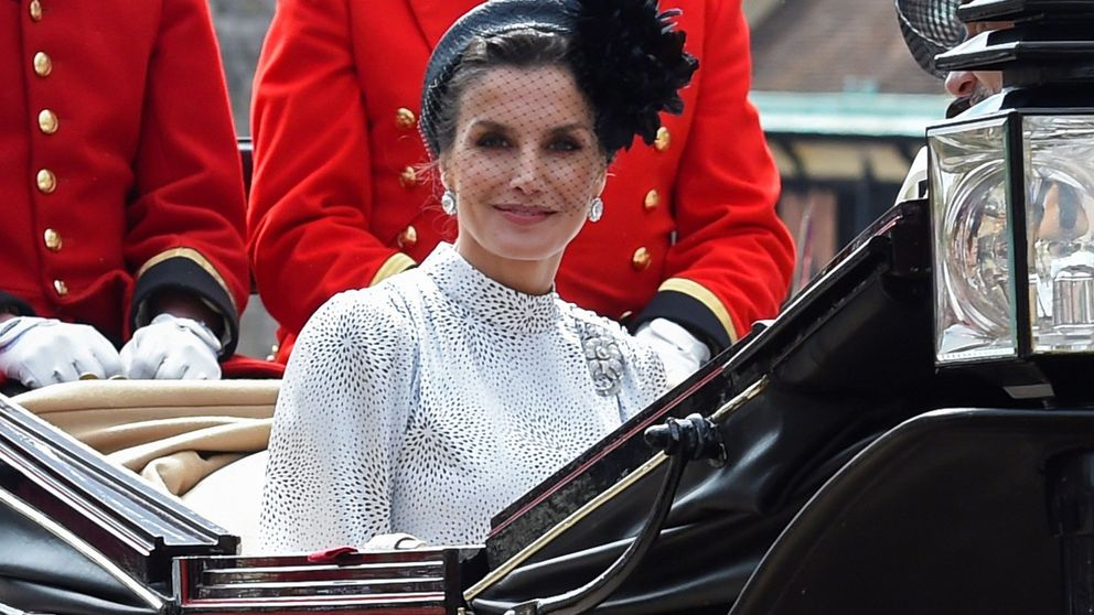 El día que Letizia conoció a Kate Middleton: todos los detalles de la Jarretera