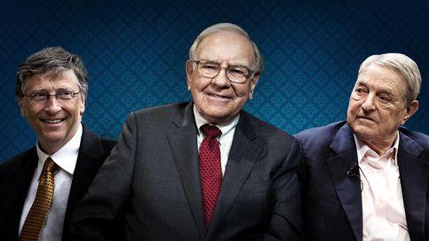 Lo que esconden las carteras de los tres mejores inversores del mundo